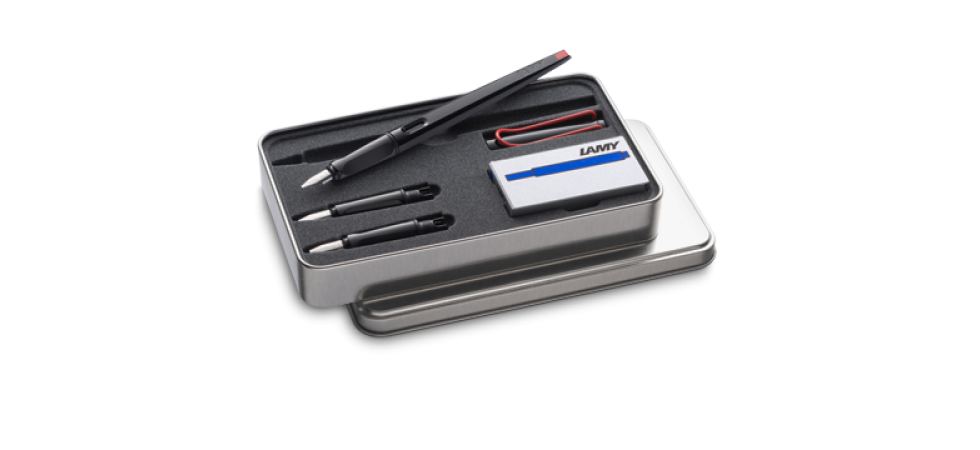 LAMY joy black Calligraphy set Model 15