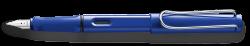 LAMY safari blue Fountain pen M