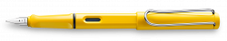 LAMY safari yellow Fountain pen M