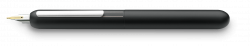 LAMY dialog 3 black Fountain pen M