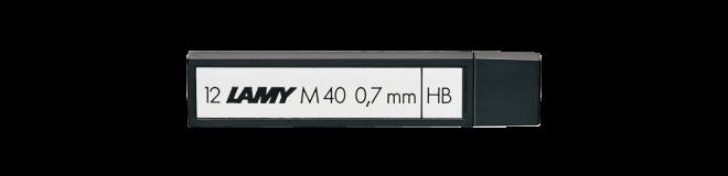 LAMY M 40  0,7 mm HB