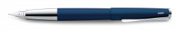 LAMY studio imperialblue Fountain pen F