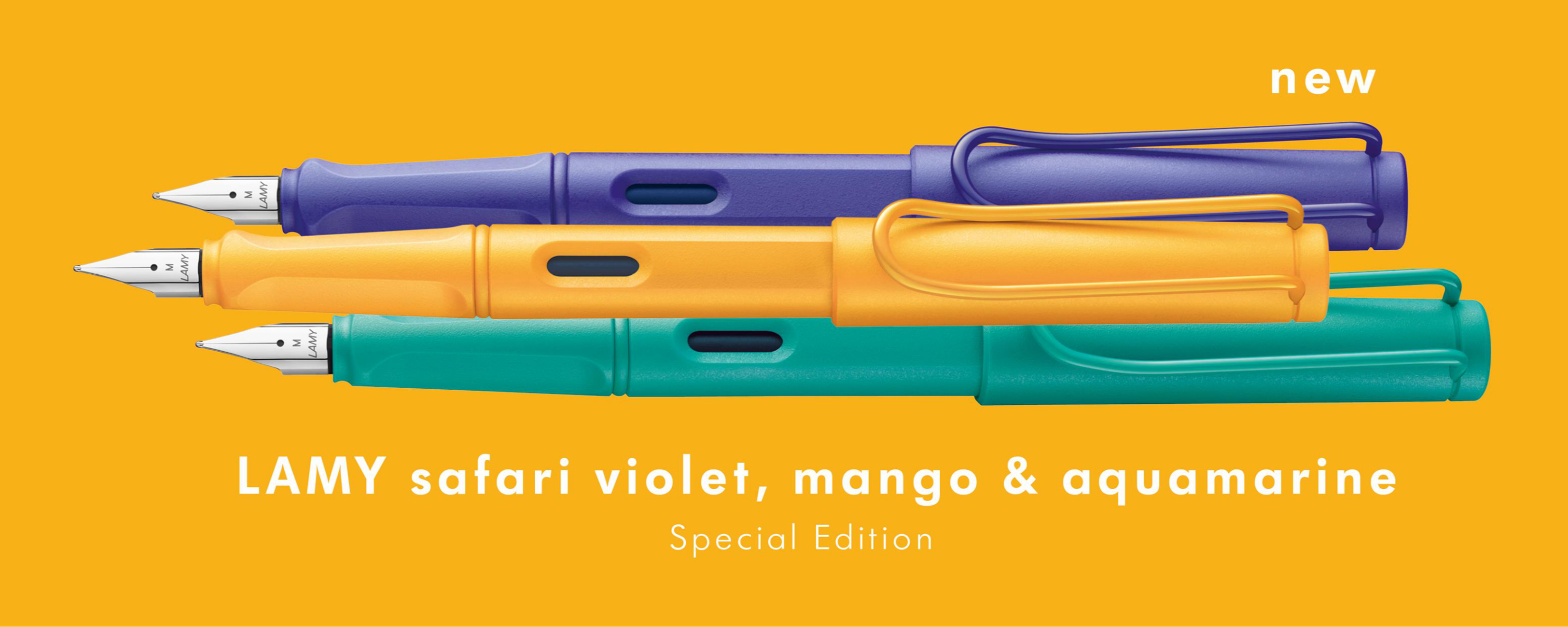 LAMY Safari candy