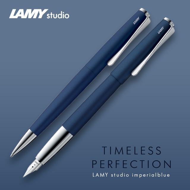 LAMY studio imperialblue