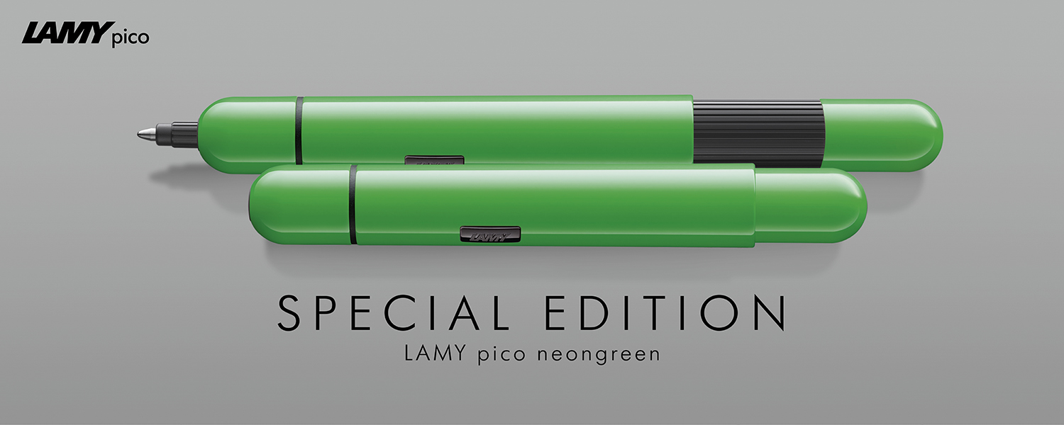 LAMY pico neongreen