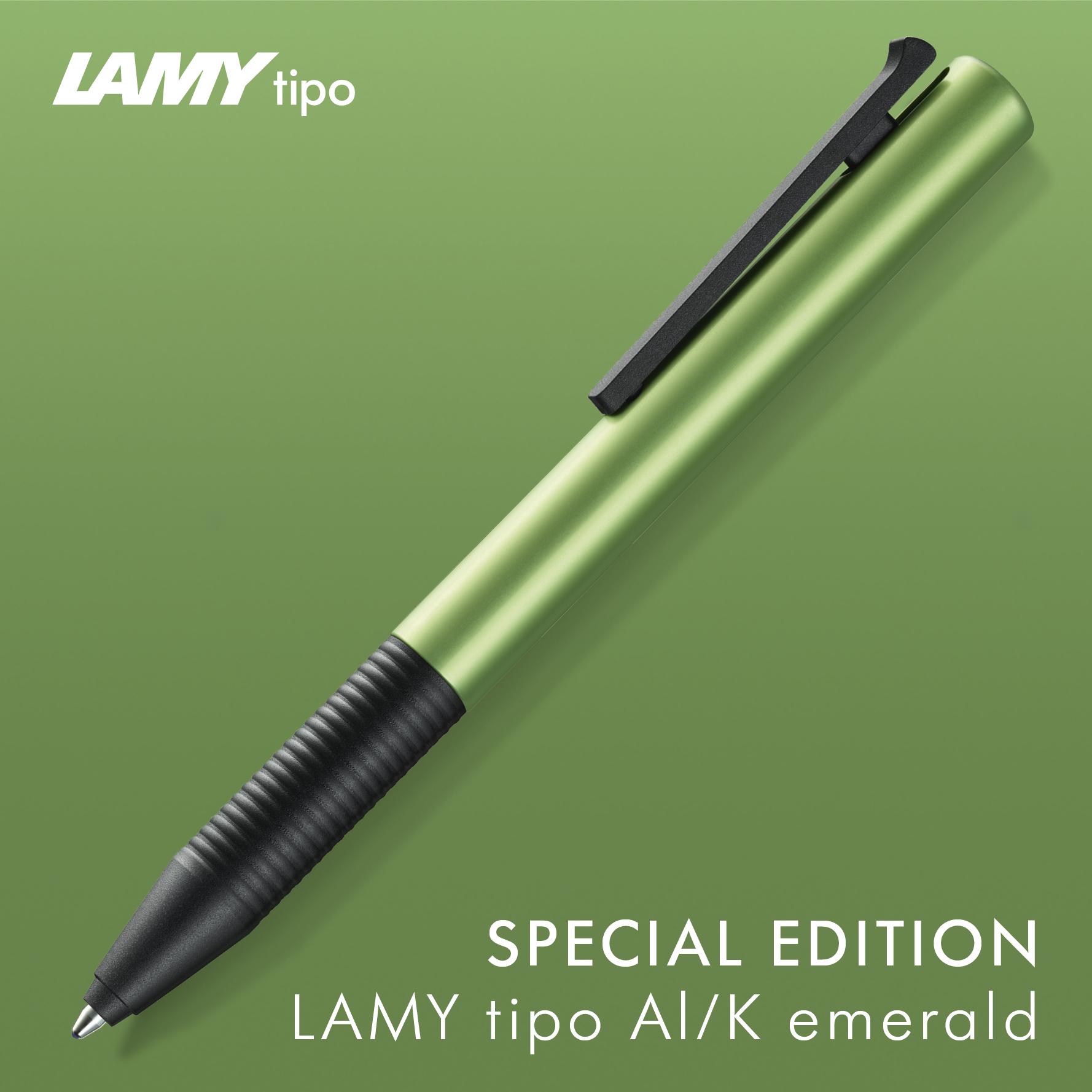 LAMY tipo AI/K emerald